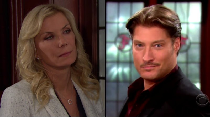 Bold and Beautiful Twisted Couples Brooke and Deacon