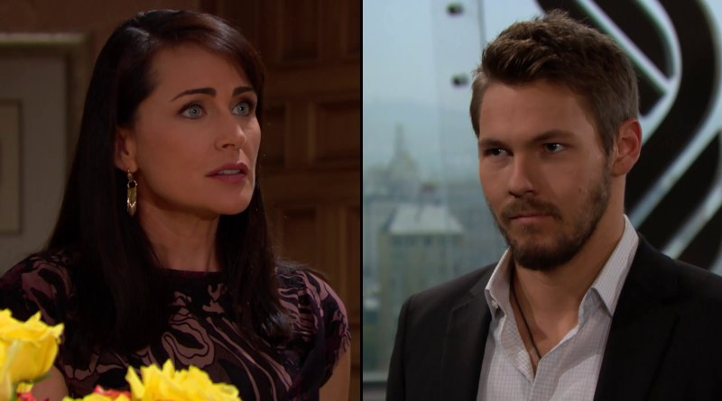 Bold and the Beautiful Twisted Couples Quinn and Liam