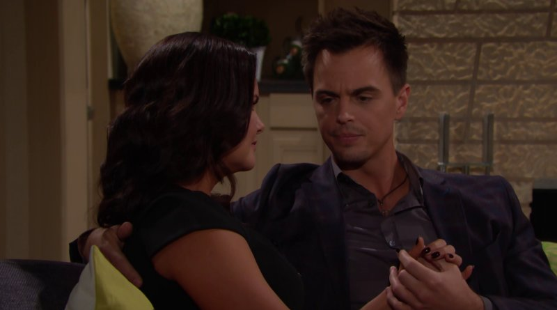Bold and the Beautiful Twisted Couples Wyatt and Katie