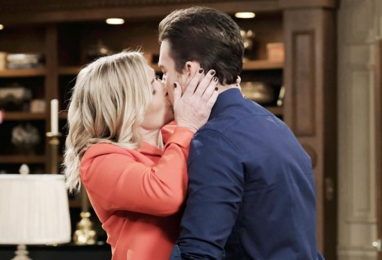 DOOL - Sami kisses Chad