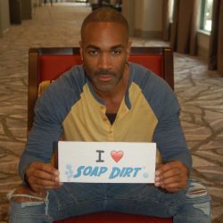 Donnell Turner Loves Soap Dirt