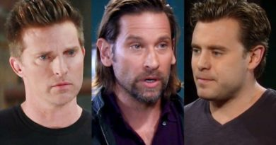 General Hospital: Jason Morgan - Franco Baldwin - Drew Cain