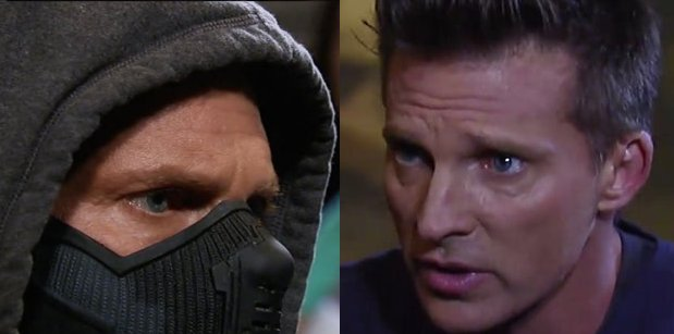 General Hospital Patient 6 - Steve Burton