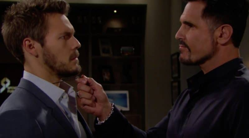 B&B's Scott Clifton and Don Diamont