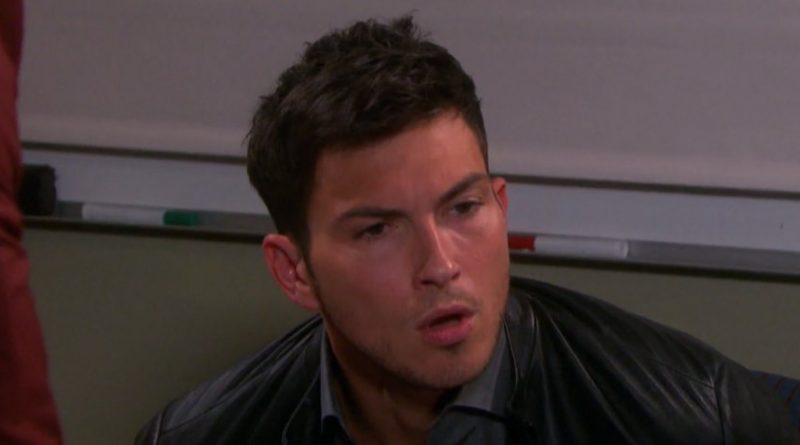 Robert Scott Wilson on Days