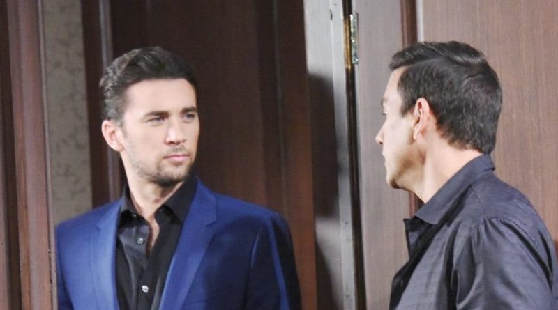 DOOL's Billy Flynn and Tyler Christopher