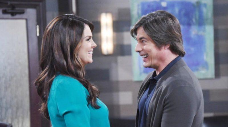 DOOL stars Bryan Dattilo and Nadia Bjorlin