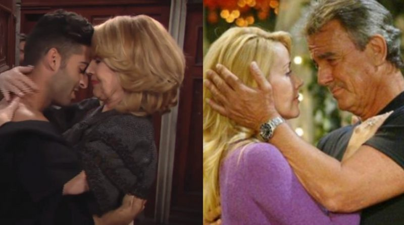 Y&R's Love Triangle