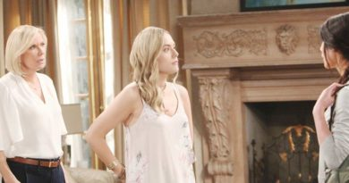 B&B's Brooke and Hope Logan vs Steffy Forrester