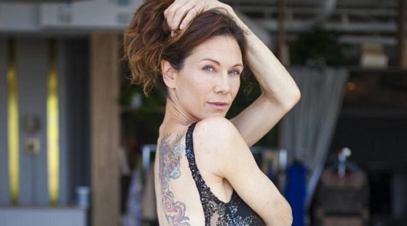 Stacy Haiduk as recast Kristen DiMera