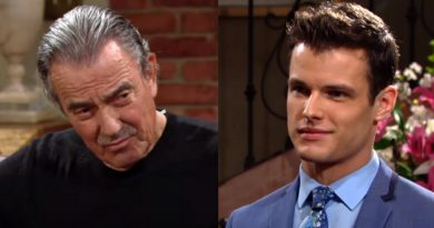 Y&R's Eric Braeden and Michae Mealor