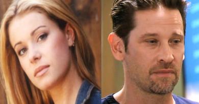 General Hospital Spoilers - Franco (Roger Howarth) Sarah Webber (Sarah Laine)