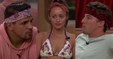 BB20 Big Brother: Faysal Shafaat - Kaitlyn Herman - Fessy - Brett Robinson