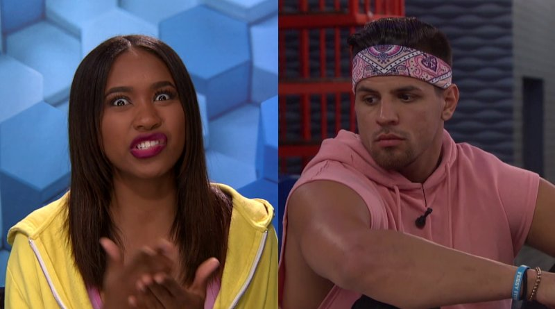 Big Brother 20: Bayleigh Dayton - Faysal Shafaat (Fessy)