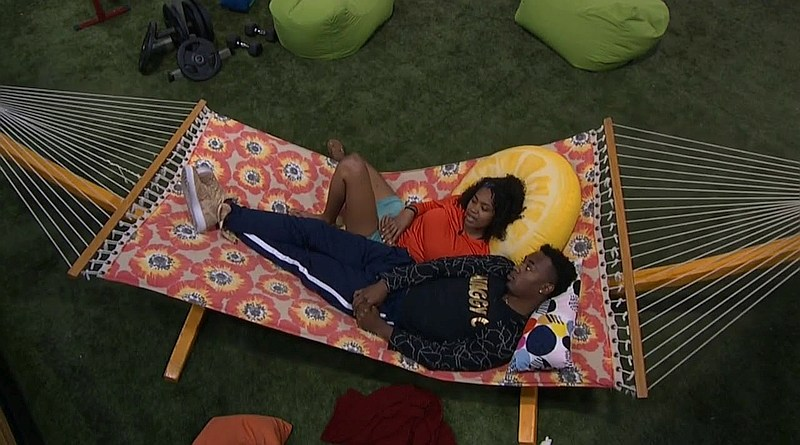 Big-Brother-Swaggy-C-Chris-Williams-and-Bayleigh-Dayton-Showmance