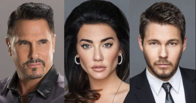 Bold and the Beautiful - Bill Spencer (Don Diamont) - Steffy Forrester (Jacqueline Wood) - Liam Spencer (Scott Clfiton)