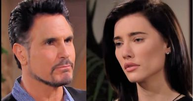 Bold and the Beautiful Spoilers: Bill Spencer and Steffy Forrester