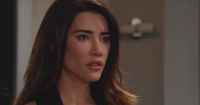 Bold and the Beautiful - Steffy Forrester (Jacqueline MacInnes Wood) - Baby