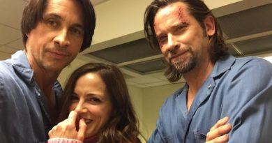Rebecca Budig would love to play Hayden again on General Hospital