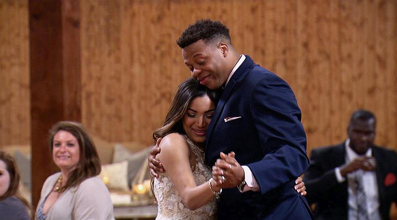 Married at First Sight: Mia Bally and black groom Tristan Thompson