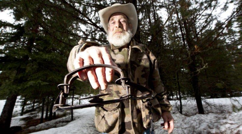 Mountain Men - trapper Tom Oar