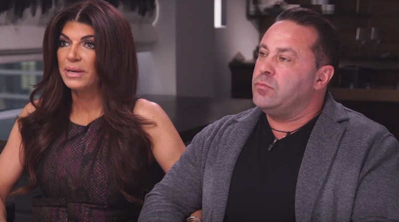 RHONJ - Teresa and Joe Giudice