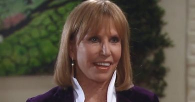 General Hospital Spoilers: Monica Quartermaine (Leslie Charleson)
