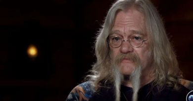 Alaskan Bush People - Billy Brown