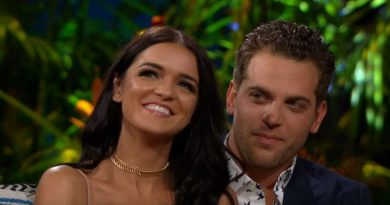 Bachelor in Paradise - Adam Gottschalk and Raven Gates