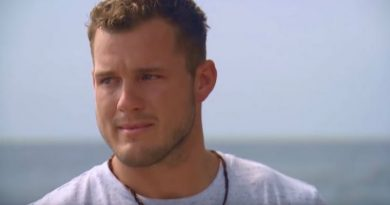Bachelor in Paradise - Colton Underwood