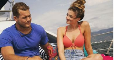 Bachelor in Paradise - Tia Booth and Colton Underwood