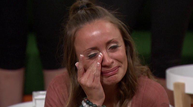 Big Brother 20: Kaitlyn Herman (Crying)