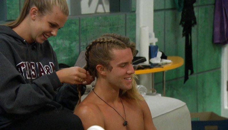 Big Brother 20 Spoilers: Tyler Crispen (Braided Hair)