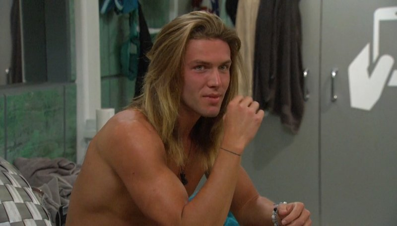 Big Brother 20 Spoilers: Tyler Crispen (Straight Hair)