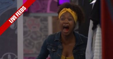 Big Brother Spoilers: Bayleigh Dayton - Live Feeds - Blood