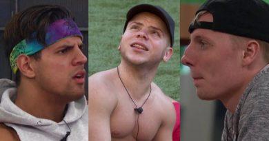 Big Brother Spoilers: Faysal Shafaat (Fessy) - JC Mounduix - Scottie Salton - BB20