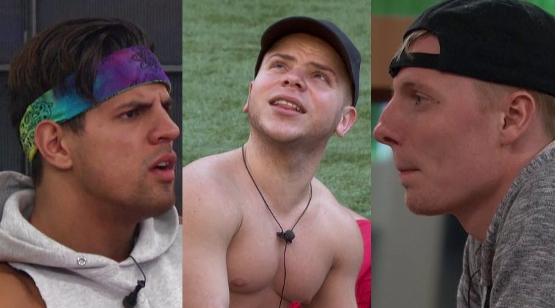 Big Brother Spoilers: Faysal Shafaat (Fessy) - JC Mounduix - Scottie Salton - BB20