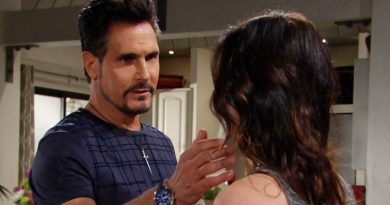 Bold and the Beautiful: Bill Spencer (Don Diamont) - Steffy Forrester (Jacqueline MacInnes Wood)