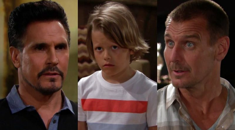 Bold and the Beautiful: Bill Spencer (Don Diamont) -Will Spencer (Finnegan George) - Thorne Forrester (Ingo Rademacher)