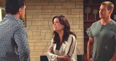 Bold and the Beautiful - Bill Spencer (Don Diamont) Katie Logan (Heather Tom) Thorne Forrester (Ingo Rademacher)