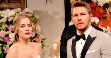 Bold and the Beautiful Spoilers - Hope Logan -Anikka Noelle and Liam Spencer - Scott Clifton