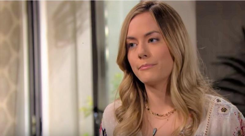 Bold and the Beautiful Hope Logan - Annika Noelle