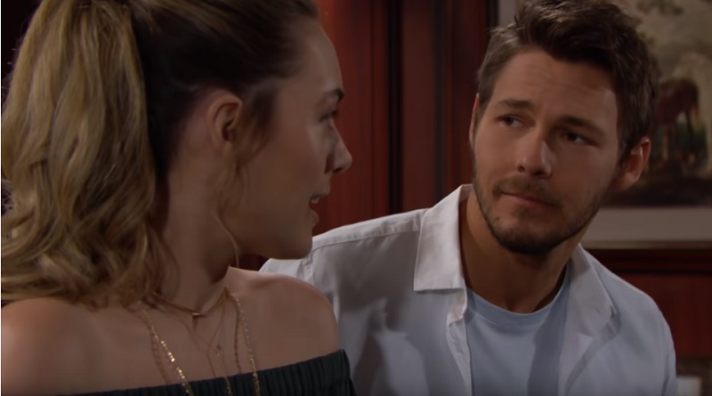 Bold and the Beautiful - Hope Logan and Liam Spencer