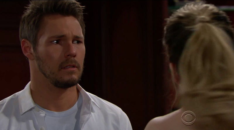Bold and the Beautiful Liam Spencer -Scott Clifton
