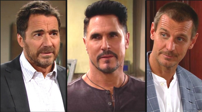 Bold and the Beautiful - Ridge Forrester - Thorsten Kaye - Bill Spencer - Don Diamont- Thorne Forrester - Ingo Rademacher