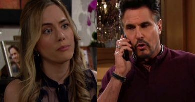 Bold and the Beautiful Spoilers: Hope Logan (Annika Noelle) Bill Spencer (Don Diamont)