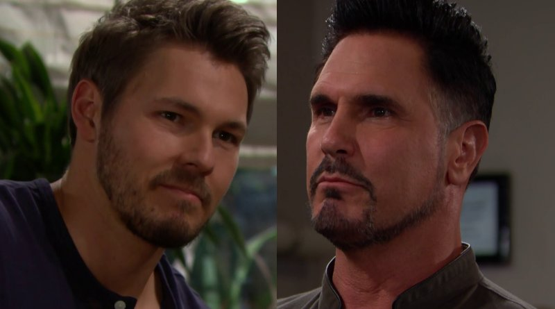 Bold and the Beautiful Spoilers: Liam Spencer (Scott Clifton) - Dollar Bill Spencer (Don Diamont)