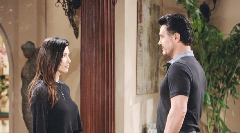 Bold and the Beautiful - Steffy Forrester-Jacqueline MacInnes Wood - Bill Spencer Don Diamont