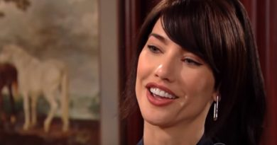 Bold and the Beautiful Steffy Forrester (Jacqueline MacInnes Wood)