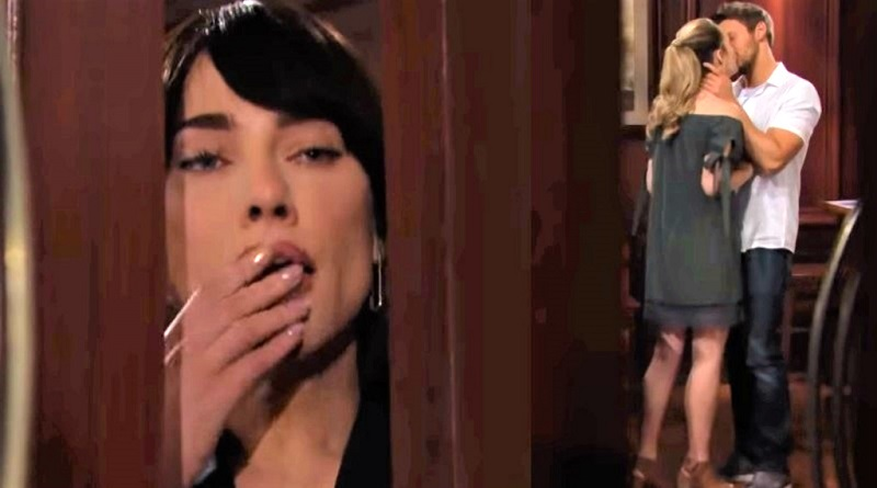 Bold and the Beautiful Steffy Forrester - Liam Spencer - Hope Logan